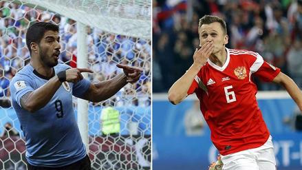 Uruguay vs Rusia: Charrúas lideran el Grupo A