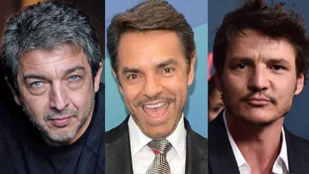 Eugenio Derbez, Ricardo Darín y Pedro Pascal ya pertenecen a la Academia de Hollywood