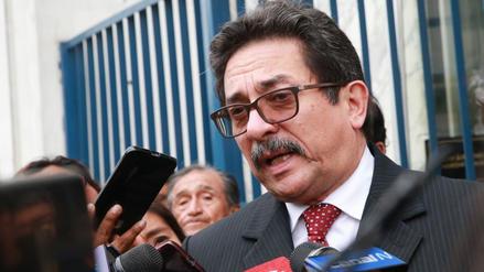 Vicepresidente de Democracia Directa: Enrique Cornejo está utilizando el partido