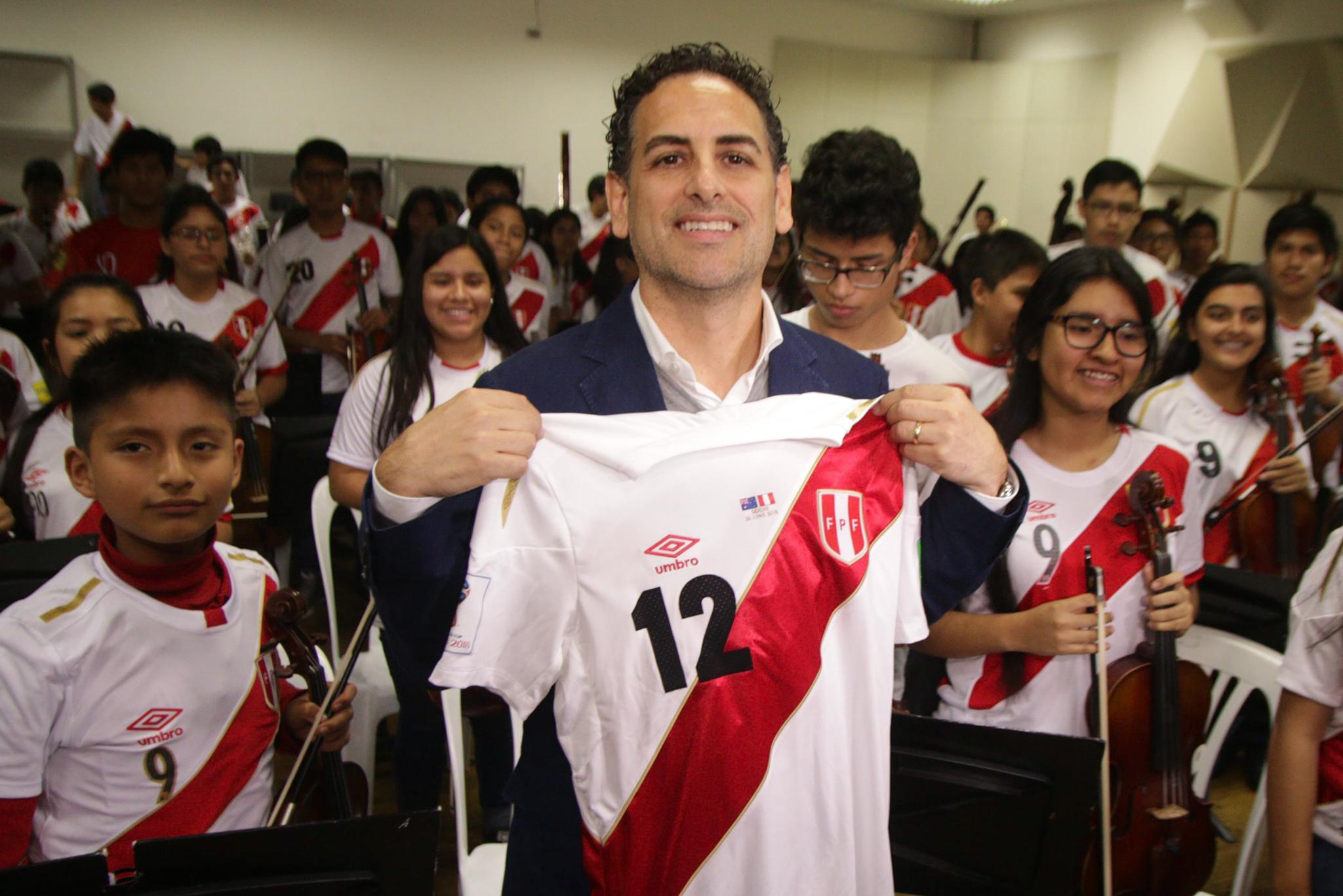 Juan Diego Flórez sobre
