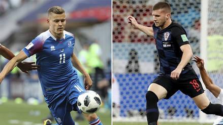 Islandia vs Croacia EN VIVO EN DIRECTO ONLINE: Canales, goles y minuto a minuto