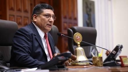 Mantilla: Parque temático en memoria de las víctimas del terrorismo no será pagado por el Congreso