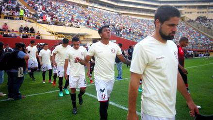 Universitario fue multado por la FIFA con 30 mil dólares