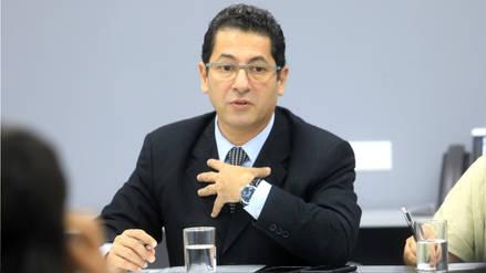 Heresi consideró que García Belaúnde debe presidir la Mesa Directiva del Congreso
