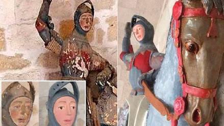 La fallida restauración de una estatua del siglo XVI camino a ser un nuevo Eccehomo