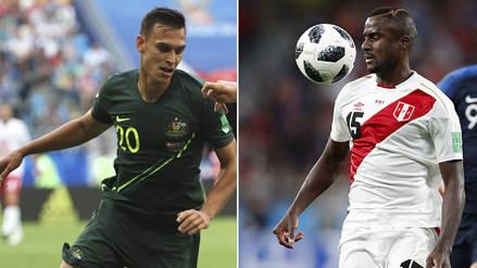Perú vs Australia EN VIVO EN DIRECTO ONLINE: Minuto a minuto por el Grupo C de Rusia 2018