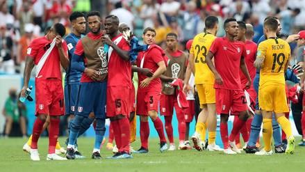 Rusia 2018: así se despidieron del Mundial los jugadores de la Selección Peruana