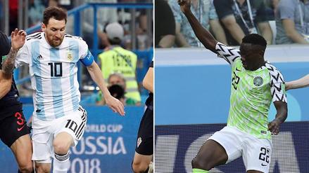 Minuto a minuto | Nigeria vs Argentina EN DIRECTO: en el Mundial Rusia 2018