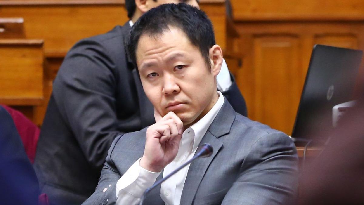 La Fiscalía abrió investigación preparatoria contra Kenji Fujimori