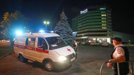 La policía rusa ordenó evacuación de un hotel en la ciudad de Rostov