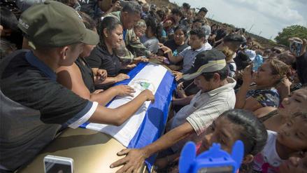 Represión en Nicaragua deja 285 muertos, según ONG