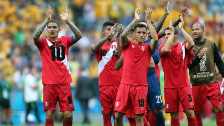 Perú rompió ante Australia una racha de 8 partidos sin ganar en los Mundiales