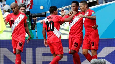 Minuto a minuto | Perú gana a Australia EN DIRECTO: con goles de Carrillo y Guerrero en Rusia 2018