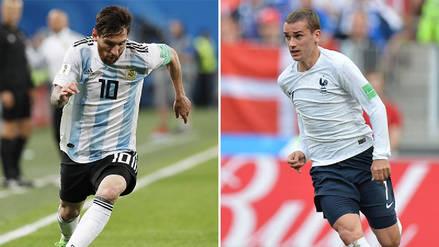 Argentina vs. Francia, las veces que se enfrentaron en una Copa del Mundo