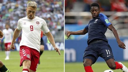 Dinamarca vs Francia EN VIVO EN DIRECTO ONLINE: Canales, goles y minuto a minuto