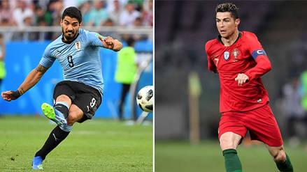Luis Suárez vs. Cristiano Ronaldo, duelo de cazadores del gol en Rusia 2018