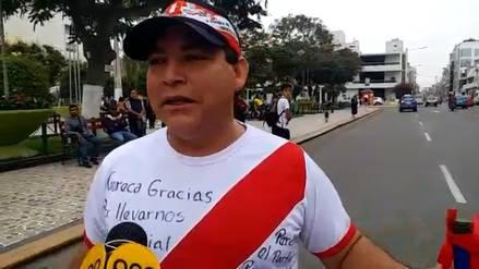Lambayecanos piden la continuidad de Gareca frente a la selección