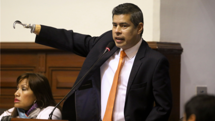 Galarreta niega que el Congreso vaya a crear un parque de víctimas del terrorismo