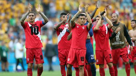 Día y hora de la llegada de la Selección Peruana a Lima