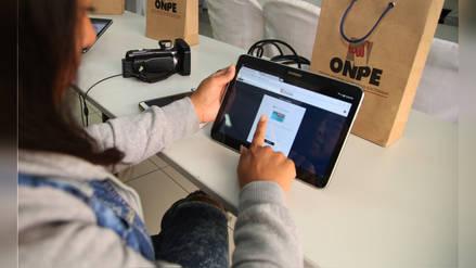 Más de 642 mil electores de Lima, Trujillo y Arequipa ya escogieron su local de votación