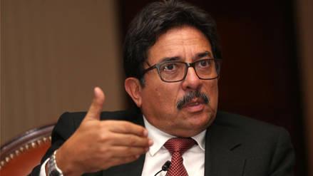 Cornejo dijo que el Apra y el fujimorismo buscan impedir su candidatura