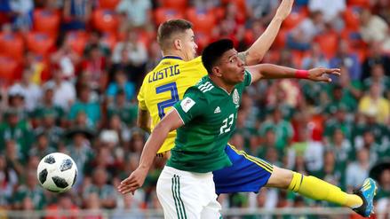 La tarjeta amarilla más rápida en la historia de la Copa del Mundo se dio en Rusia 2018