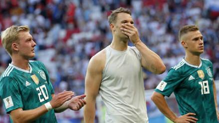 El contundente mensaje del diario Bild tras la eliminación de Alemania de Rusia 2018