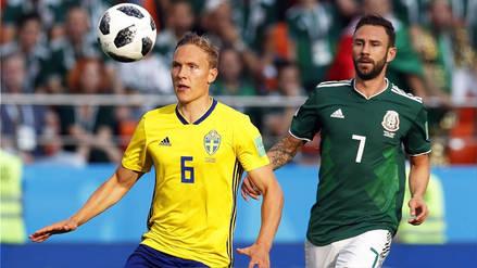 EN VIVO | México 0-2 Suecia: duelo decisivo por Rusia 2018 EN DIRECTO