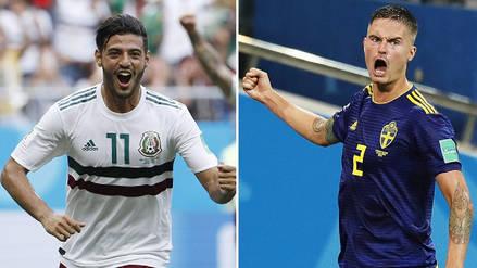Minuto a minuto | México vs Suecia EN DIRECTO: por el Grupo F en Rusia 2018