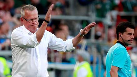 DT de Suecia tras golear a México: