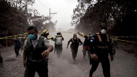 Funcionario de Protección Civil acusado de homicidio por tragedia de volcán en Guatemala