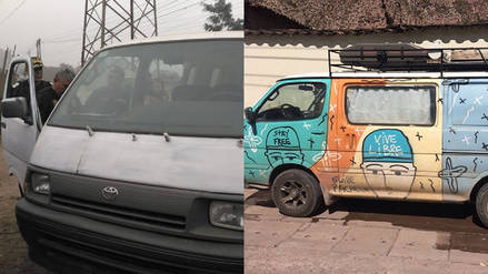Policía recuperó la casa rodante de ciudadanos argentinos que había sido robada