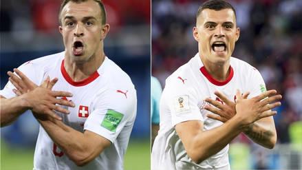 Albania reúne dinero para pagar la multa de la FIFA a Xhaka y Shaqiri por su celebración