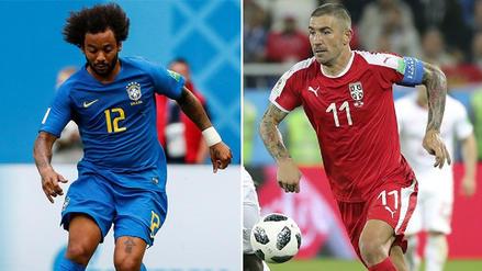 Brasil derroto a Serbia clasificando octavos de final en Rusia 2018