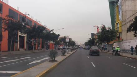 Calles permanecen libres de comerciantes por tercer día consecutivo