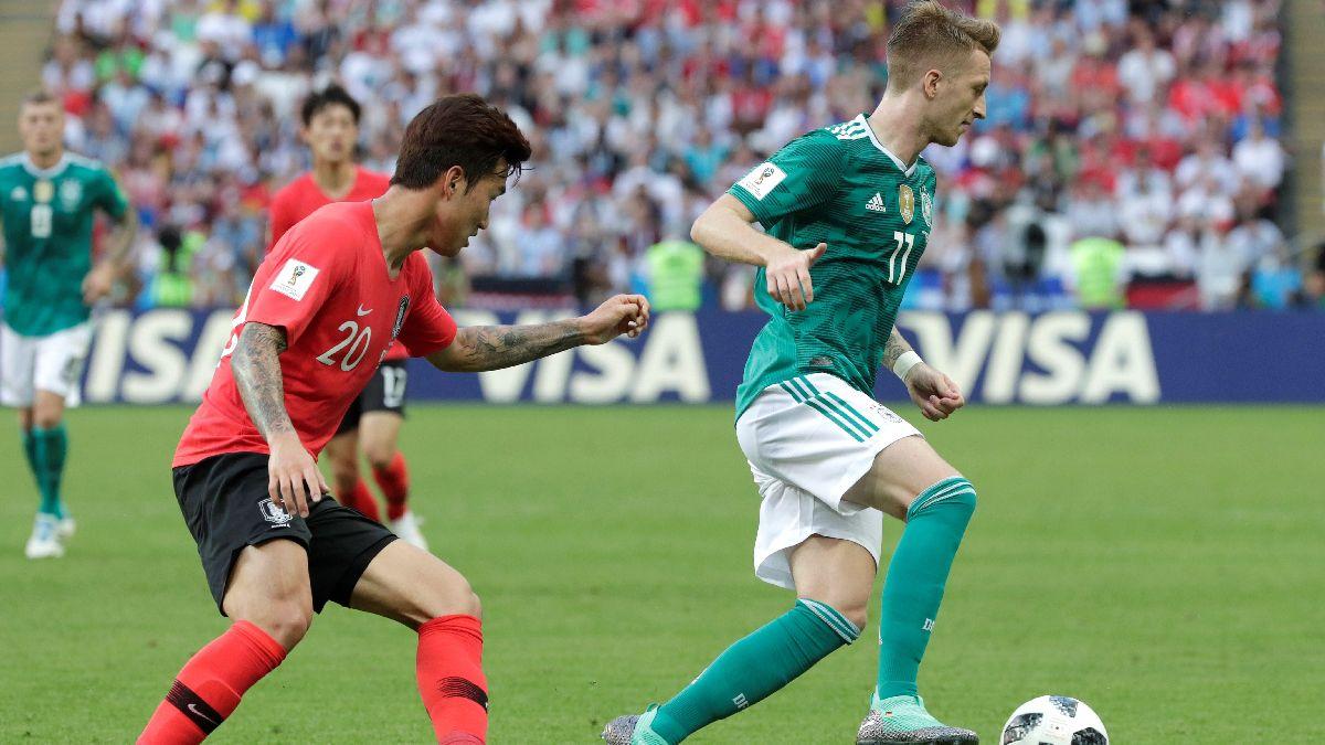 Alemania 0-0 Corea del Sur EN VIVO: horario, fecha y canal del partido por el Grupo F