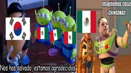 Los mejores memes de la clasificación de México a octavos de final