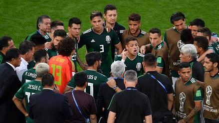 De la angustia a la euforia: así sufrió México para avanzar en Rusia 2018