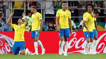 Brasil 2-0 Serbia: Resumen, jugadas y goles del partido por Rusia 2018