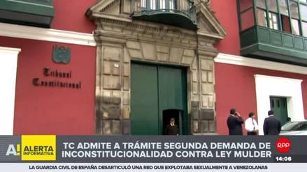 Publicidad estatal: Tribunal Constitucional admitió a trámite la demanda del Ejecutivo