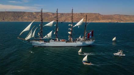 La 'Gran Regata del Siglo': la competencia de veleros tradicionales piuranos