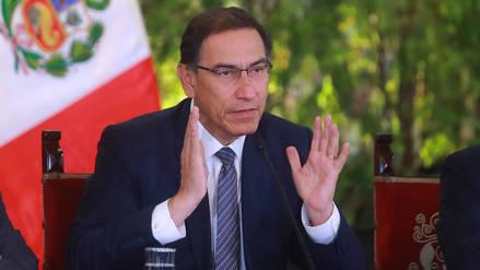 Vizcarra: No vamos a permitir que oportunidades de desarrollo generen negocios ilícitos en funcionarios