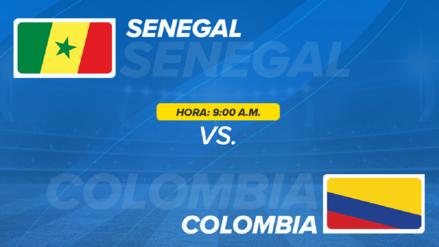 Colombia ganó a Senegal 1-0 por el Grupo H de Rusia 2018