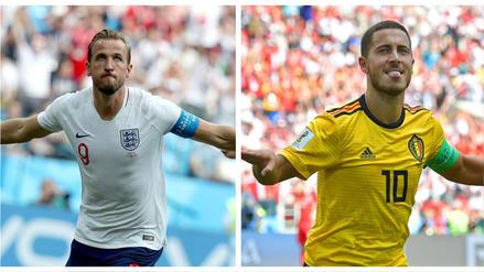 Inglaterra vs Bélgica: Sigue EN VIVO el partido por el Grupo G de Rusia 2018