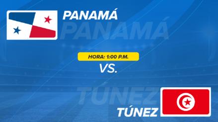 Panamá cayó ante Túnez EN DIRECTO: por el Grupo G de Rusia 2018