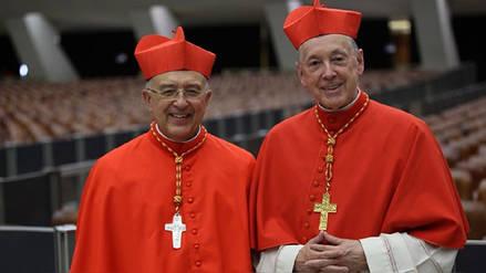 Cardenales Juan Luis Cipriani y Pedro Barreto expresaron su unidad y su deseo de