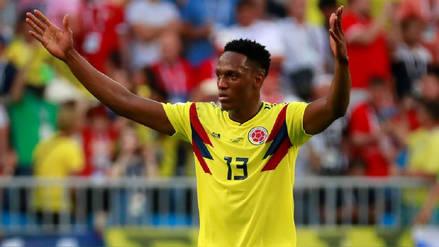 Yerry Mina, de no jugar en el Barcelona a ser el goleador de Colombia en Rusia 2018
