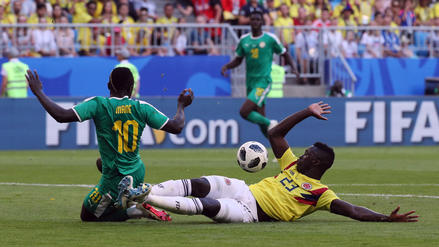 Colombia vs. Senegal: polémica por penal cobrado y luego anulado por el VAR