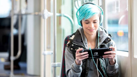 Usuarios de Nintendo Switch utilizan el modo dock y portátil por partes iguales