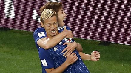 Japón se convirtió en el primer país en avanzar a octavos de un Mundial por Fair Play